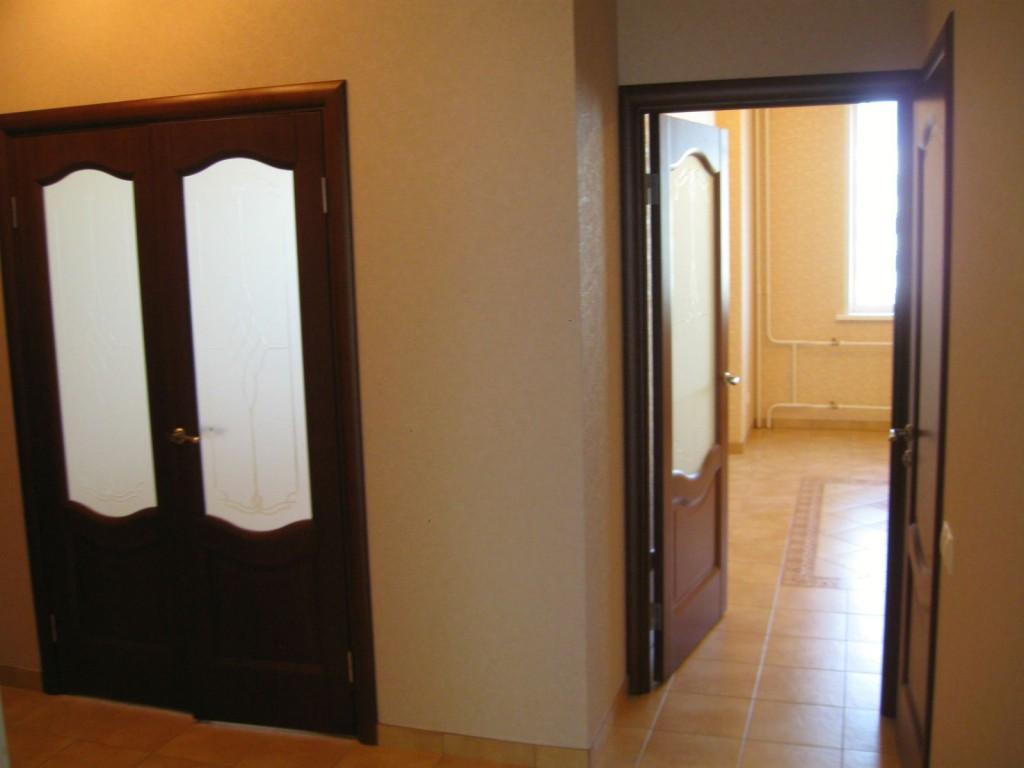 Фотографии ремонта коридора