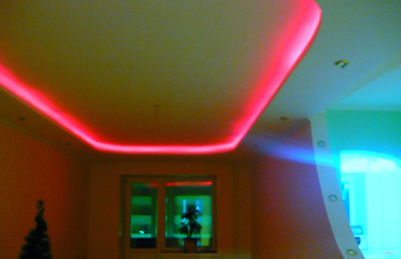 Дюролайт подсветка