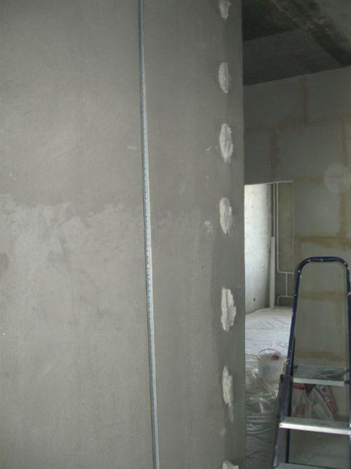 Штукатурка стен и потолков