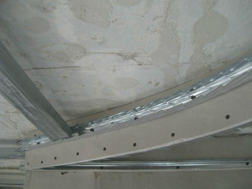 потолок трехуровневый