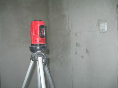 Прямая линия по лазеру