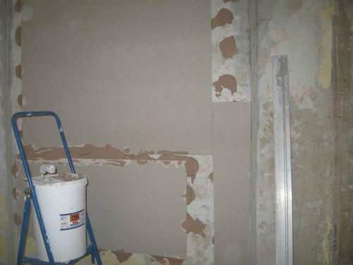 Гипсокартон на стены своими руками на клей фото 817
