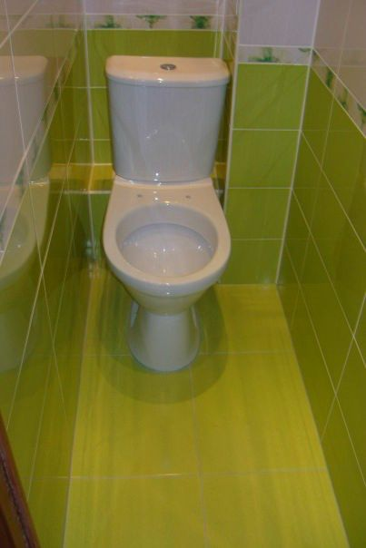 Фотографии ванных комнат и туалетов