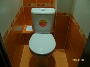 Ремонт туалета г.Красноярск