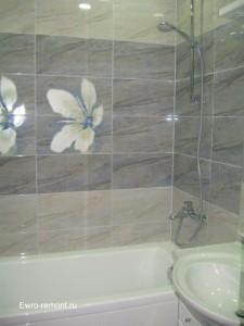 Стандартные ванные комнаты