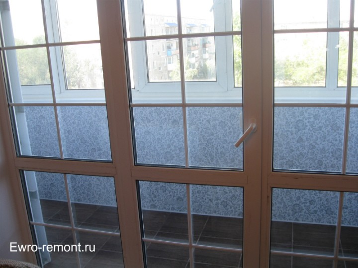 Ремонт и утепление балконов в г.Минусинске