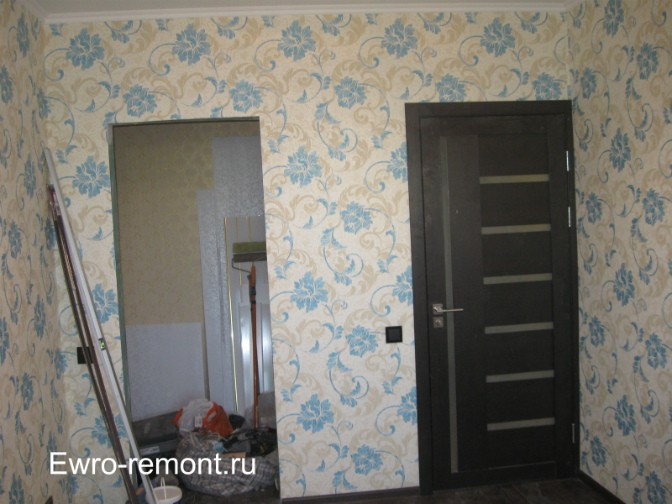 Ремонт спальни в г.Минусинске