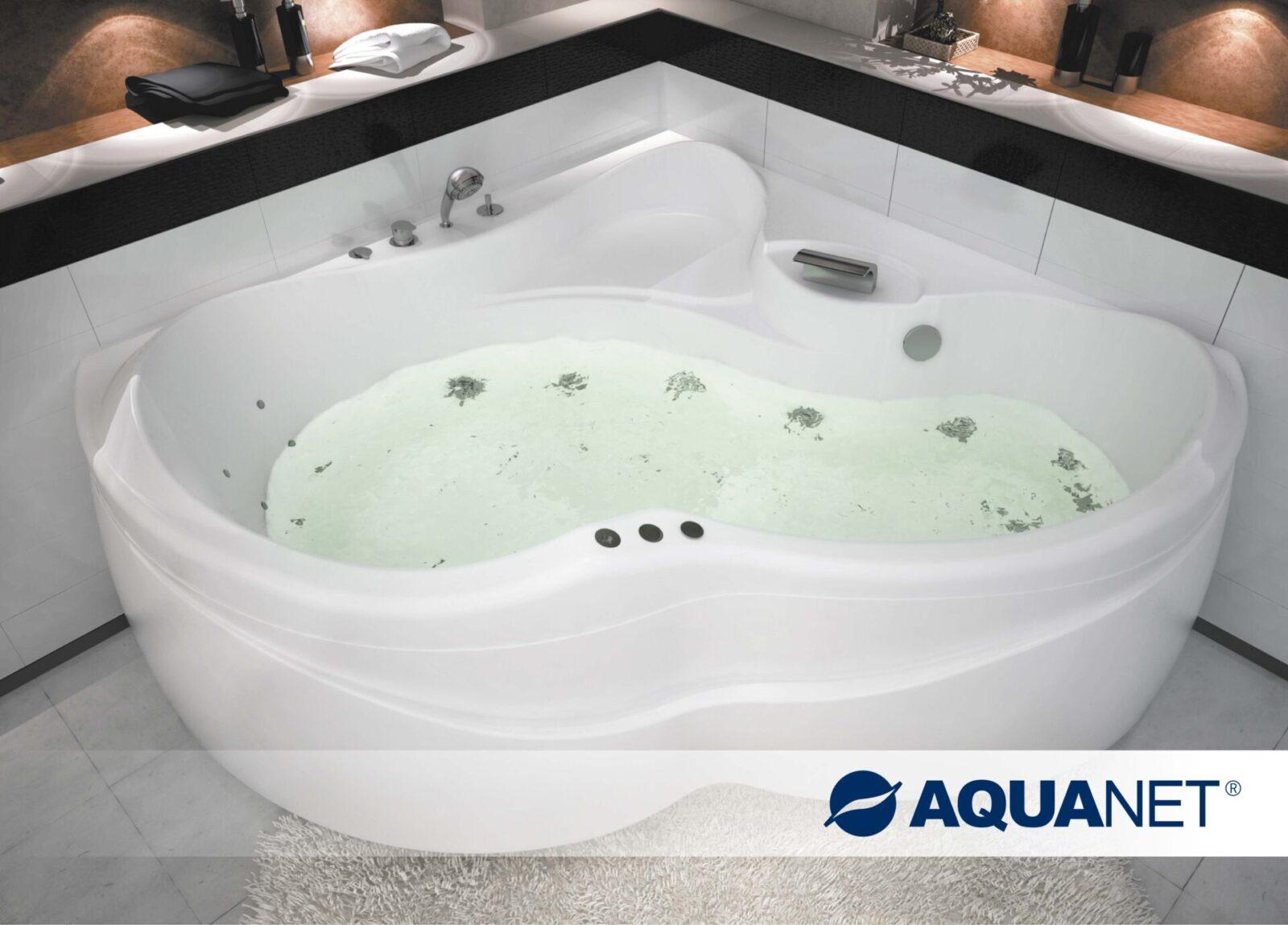 Акриловая ванна AquanetBellona