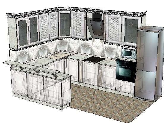 Кухни на заказ в Абакане.