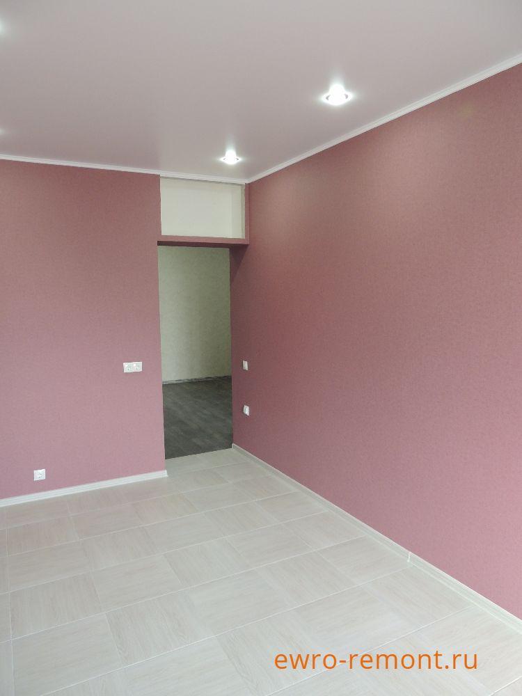 На кухне сделан тёплый пол, который является одним из источников комфортных условий для проживания