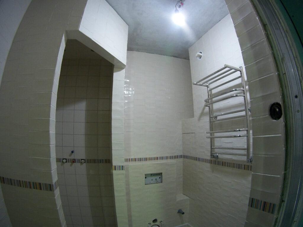Ремонт ванных комнат и санузлов в г. Подольске. Ремонт квартир под ключ.