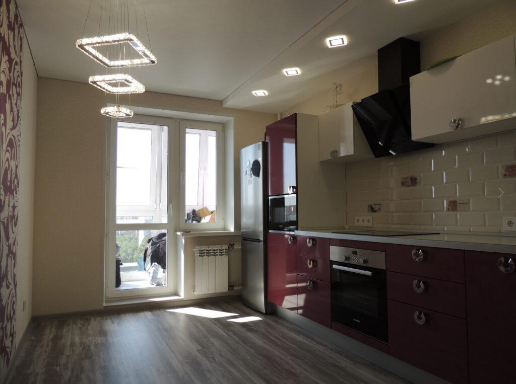 Ремонт двухкомнатной квартиры в г. Балашиха