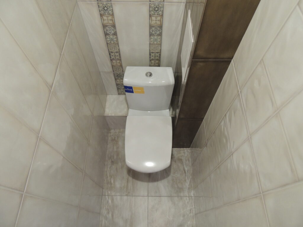 Красивые ремонты туалетов