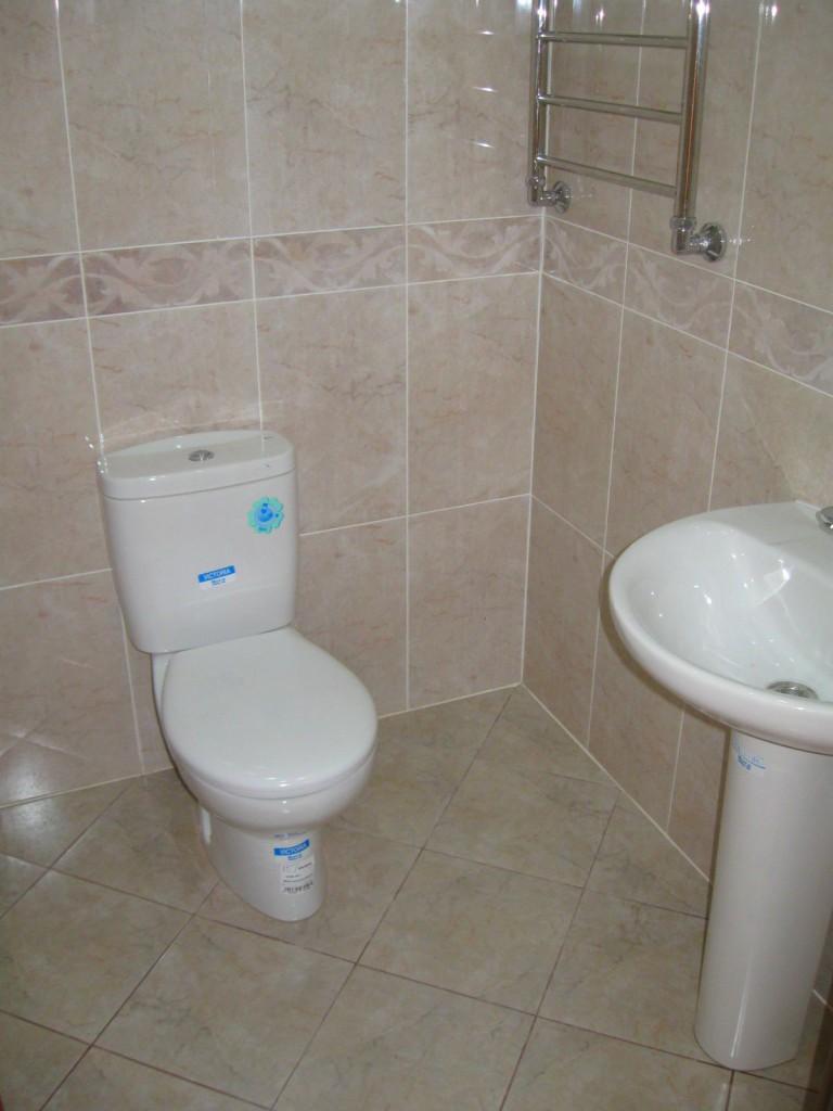 дизайн кафеля в туалете