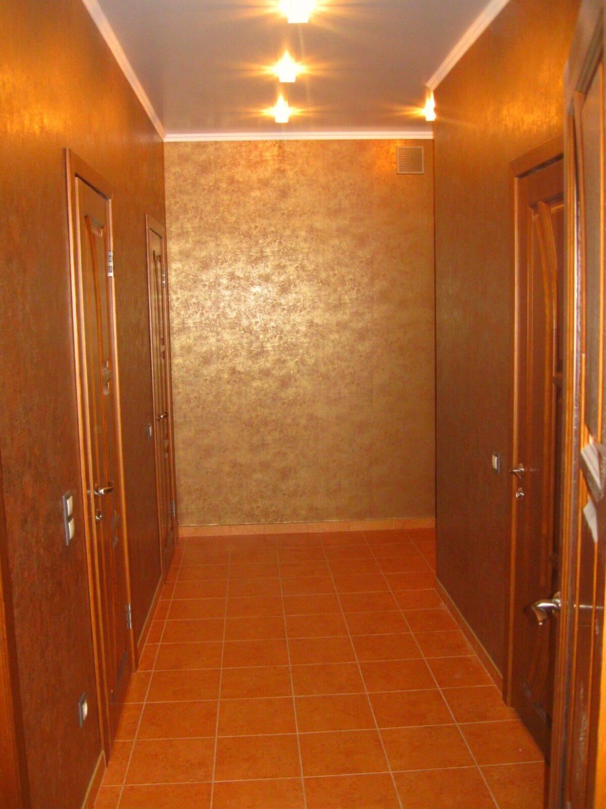 Фото дизайн коридора