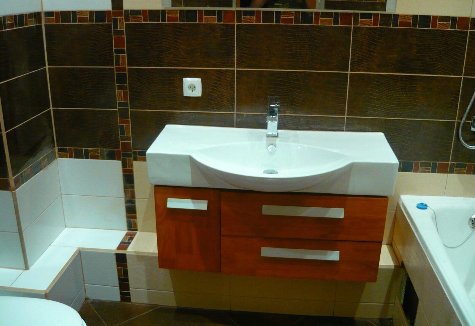 Дизайн в ванной