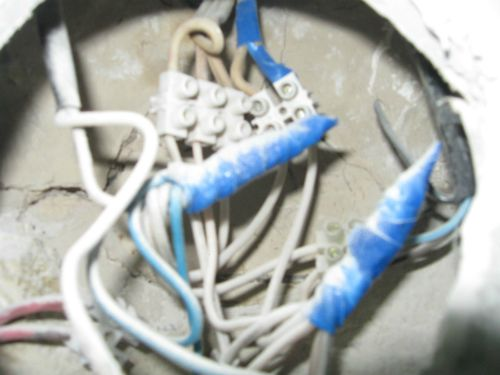 Стык проводов: медь и алюминий