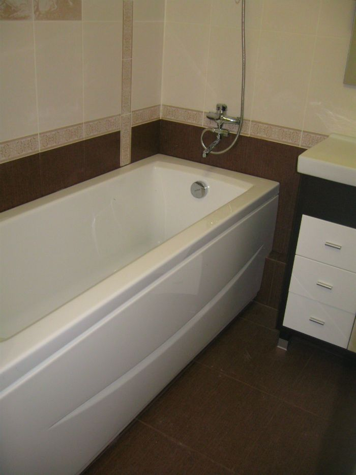 Красивые ванны в г.Абакане