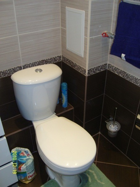 Фотографии ванных комнат