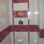 Рисунок плитки в ванной