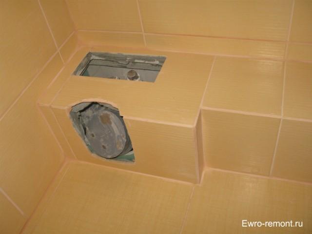 Ремонт туалета г. Абакане. Ул Торосова