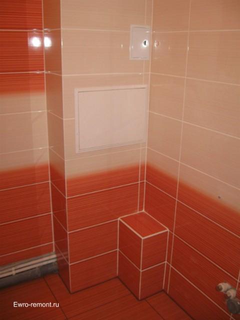 Ванная комната в г. Абакане. Ул Торосова