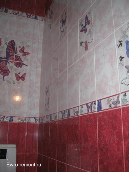 Фотографии ремонта туалета г.Минусинск
