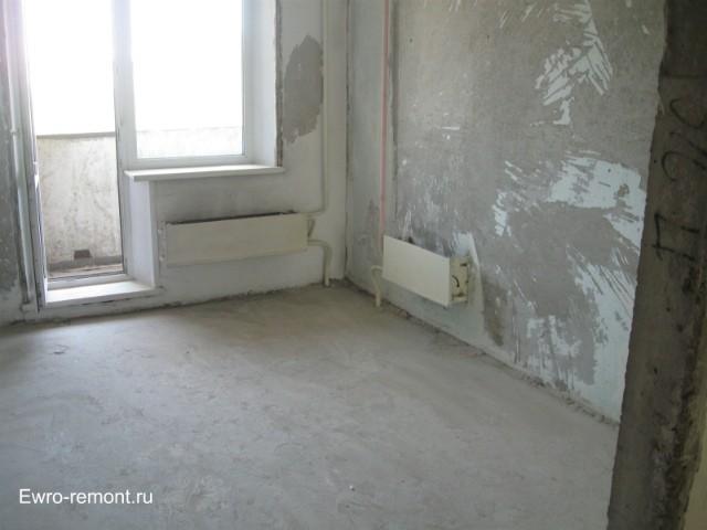 Начало ремонта в квартире