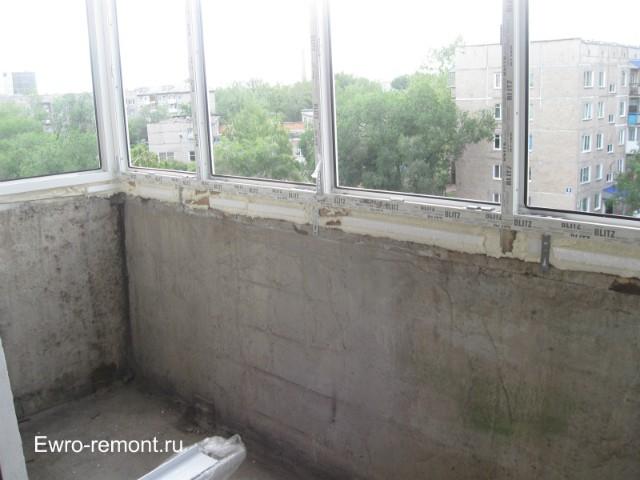 Утепляем лоджию (балкон) - фото