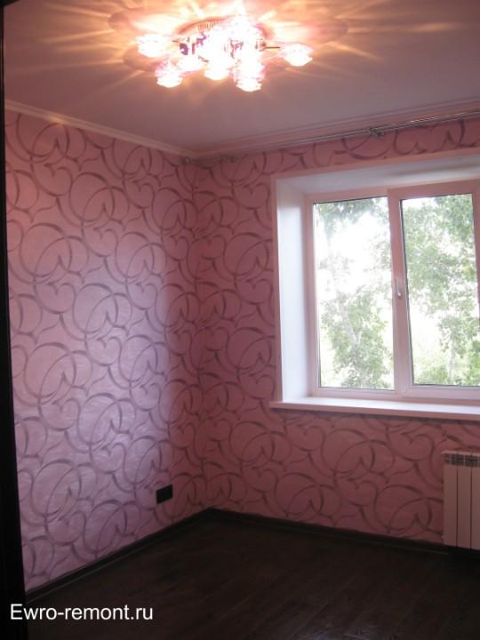 Ремонт в квартире г.Минусинск г.Абакан