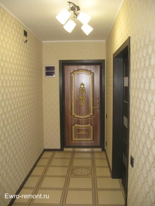 Ремонт четырехкомнатной квартиры в г.Минусинске