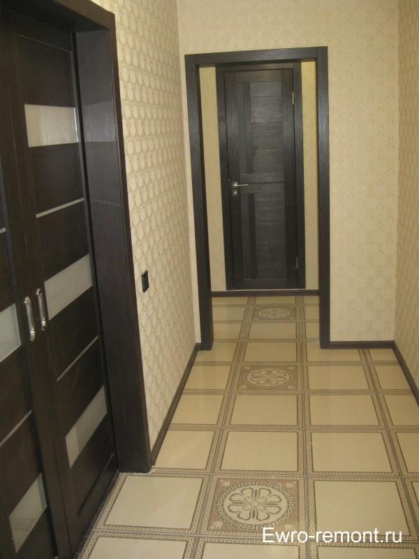 Качественный ремонт коридора