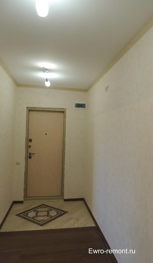 Красивые фотографии ремонта в коридоре
