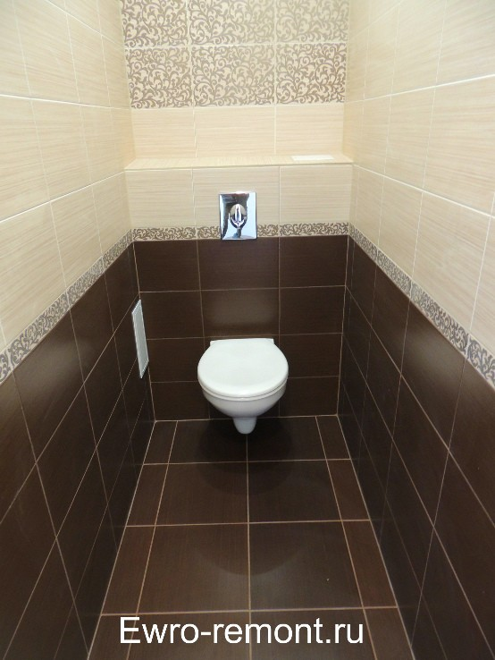 Ремонт туалета в г.Абакане