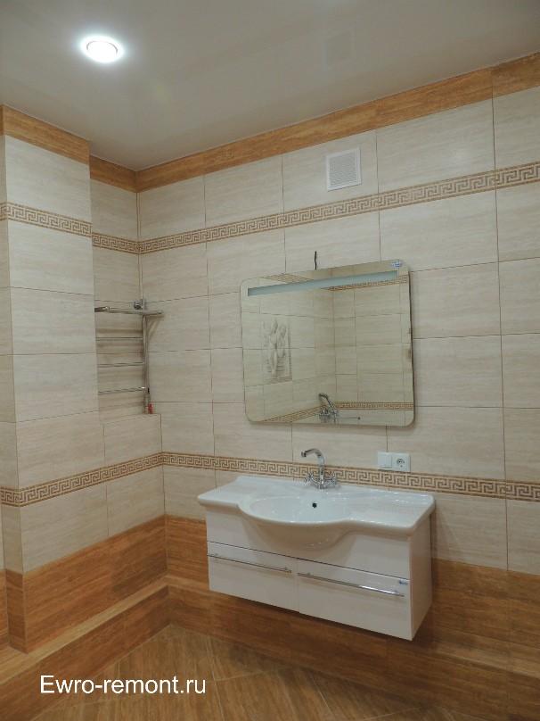 Смета за ремонт ванной в Абакане
