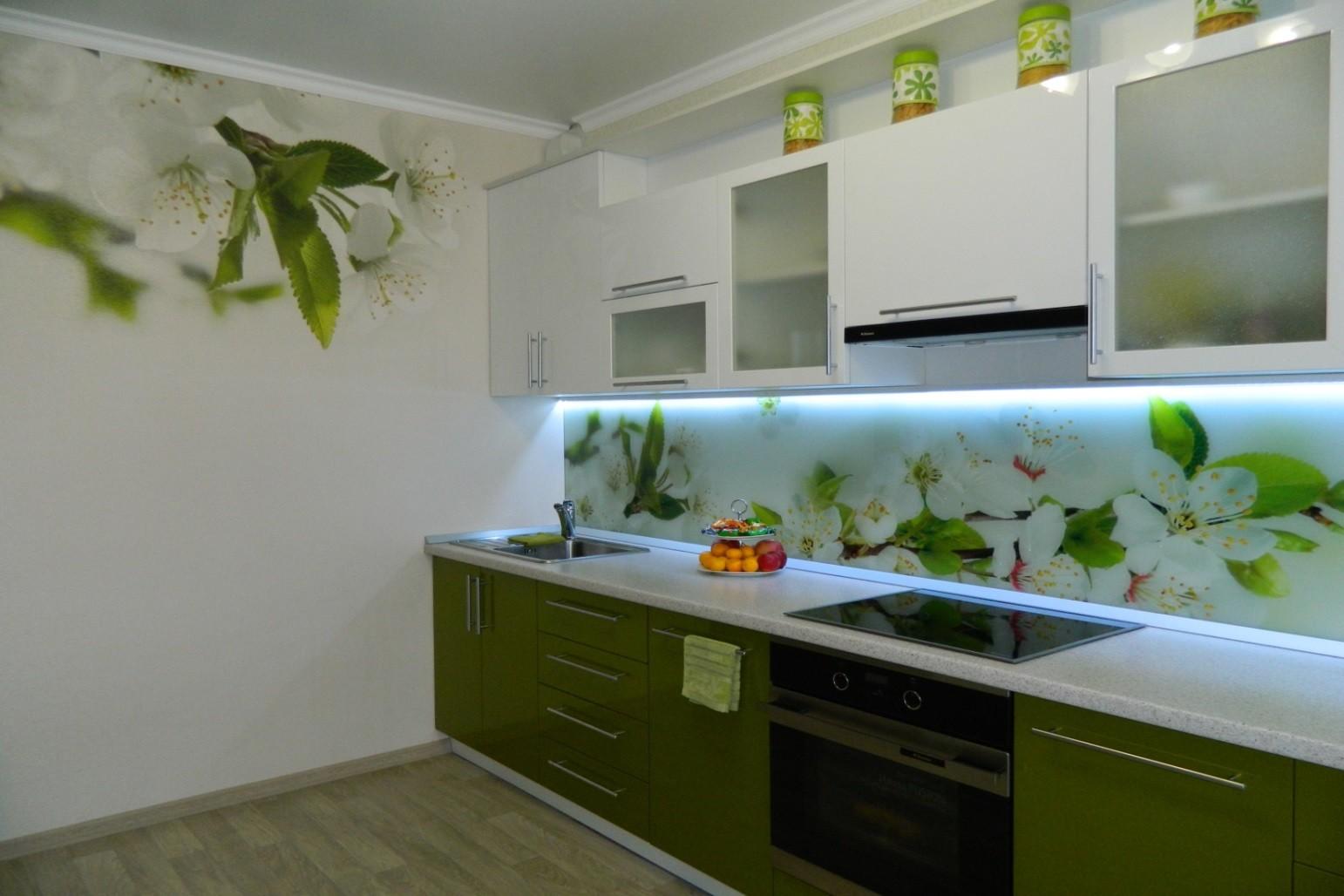 Встроенные кухни на заказ в Абакане.