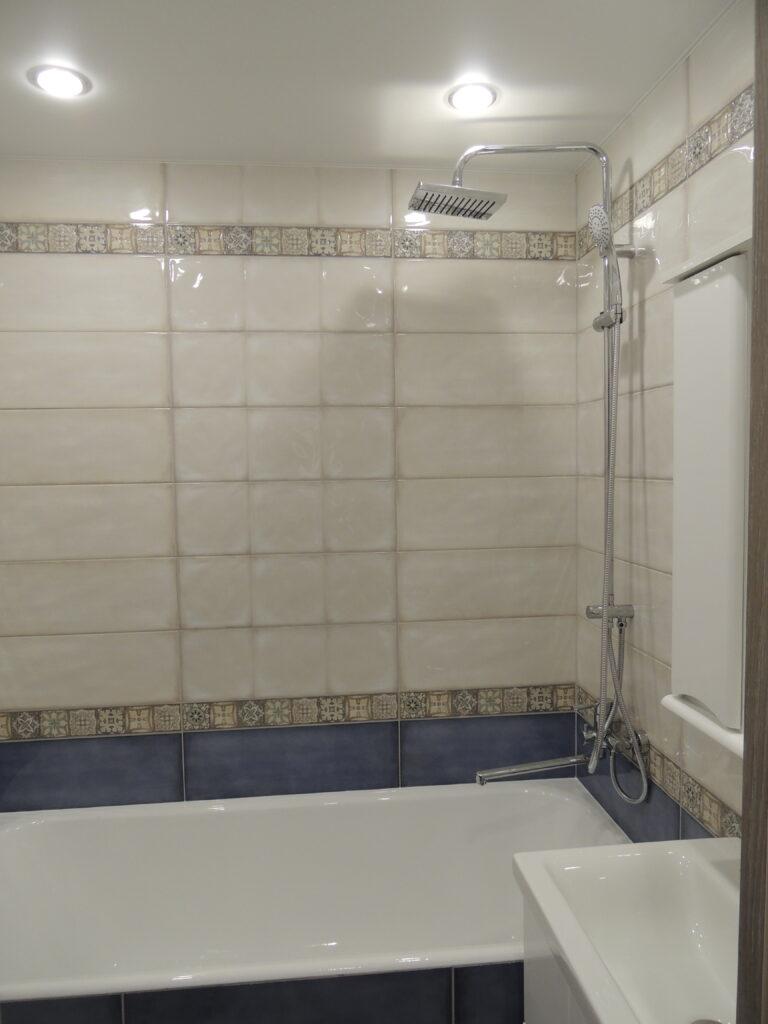 Ремонт ванной комнаты в г. Абакан и Минусинск