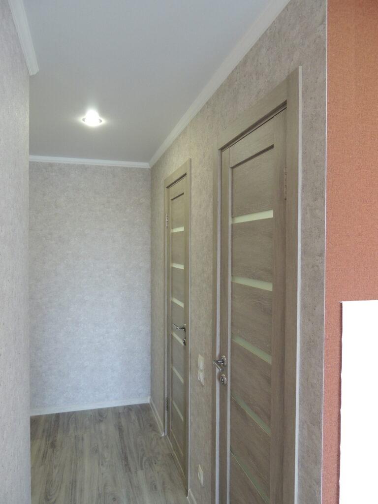 Ремонт коридора в г. Абакан