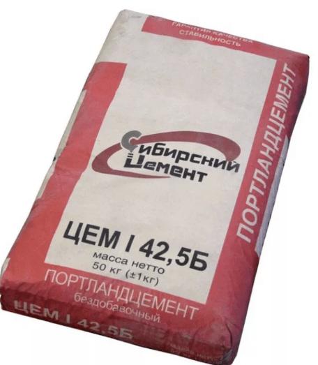 Купить цемент в Хакасии. Наши цены.
