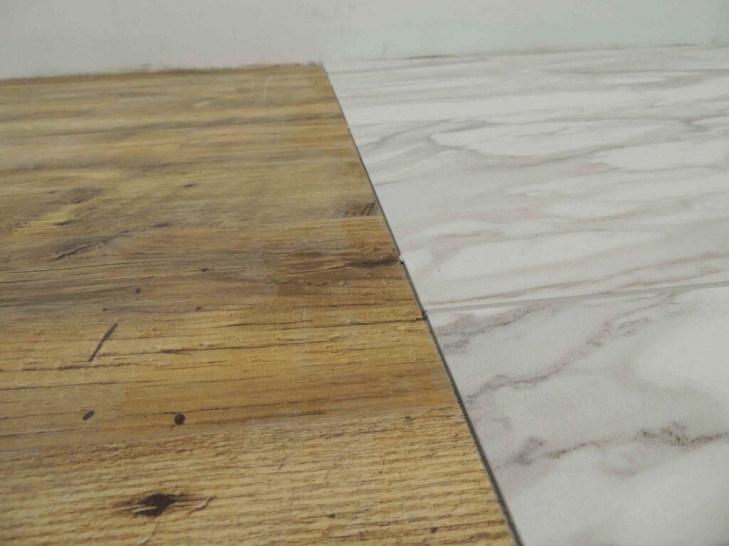 виниловая плитка в коридоре порожек.jpg